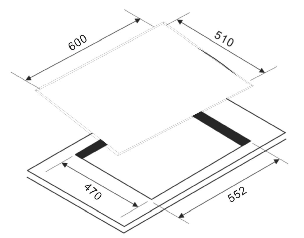 Варочная панель Zigmund & Shtain CIS 179.60 BX